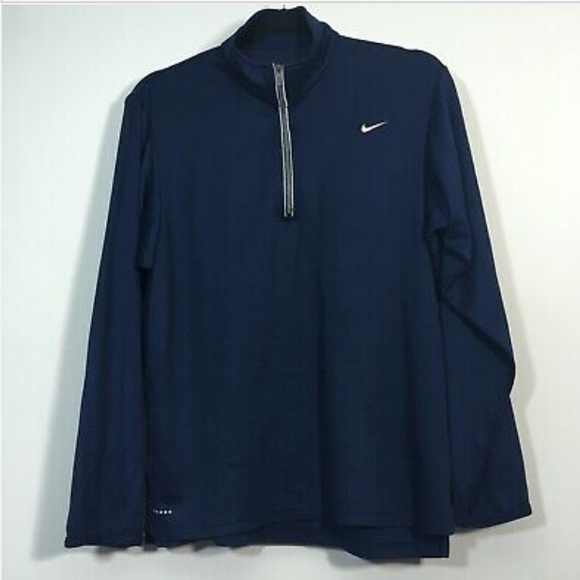 Nike Other - Nike Lightweight Sweater Men Medium Pull Over